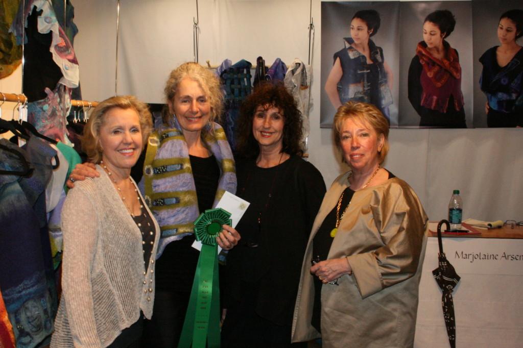 Collectors' Award_Marjolaine Arsenautl