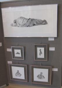 Steven Nussdorf's Drawings at Art on Park