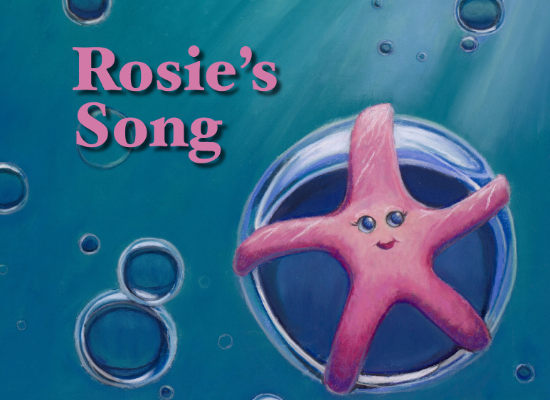 """Rosie's Song"" Book Cover"