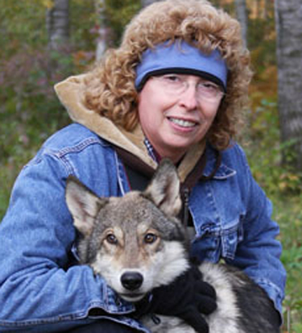 deb-and-a-wolf