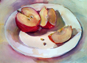 """Apple"" by Anita Lovitt"