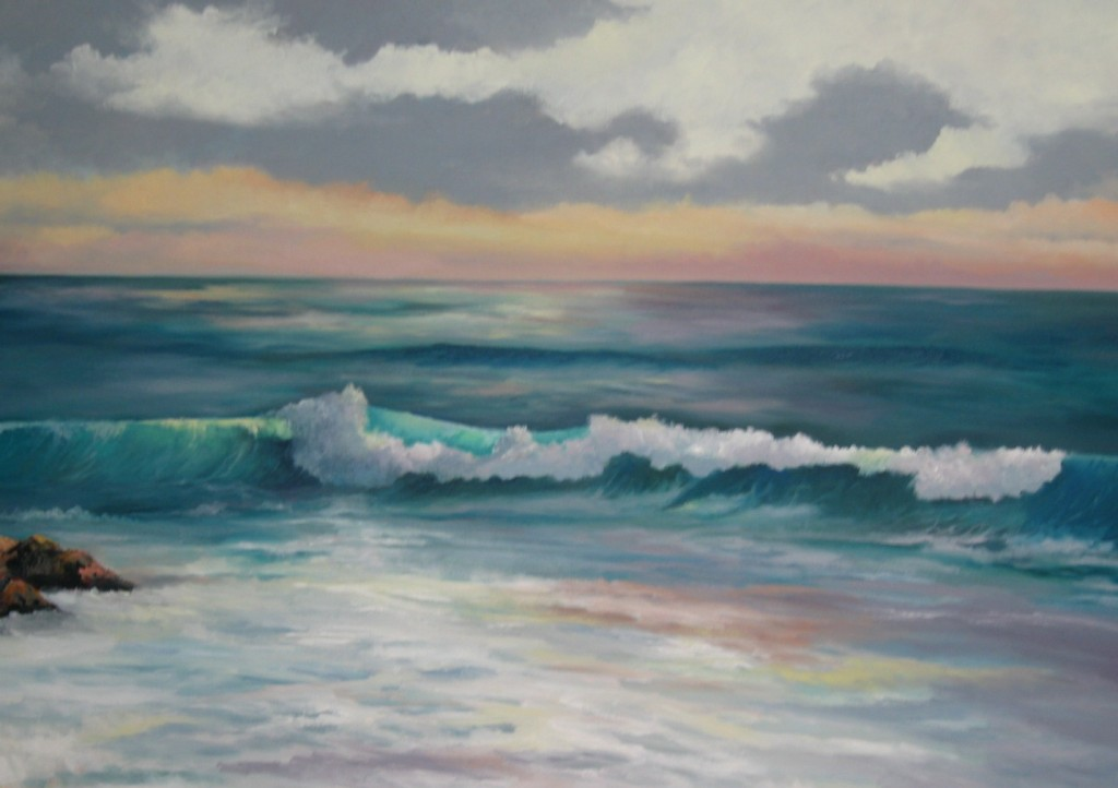 """Nature's Colors"" by Carol Kepp of the Hobe Sound Fine Art League"