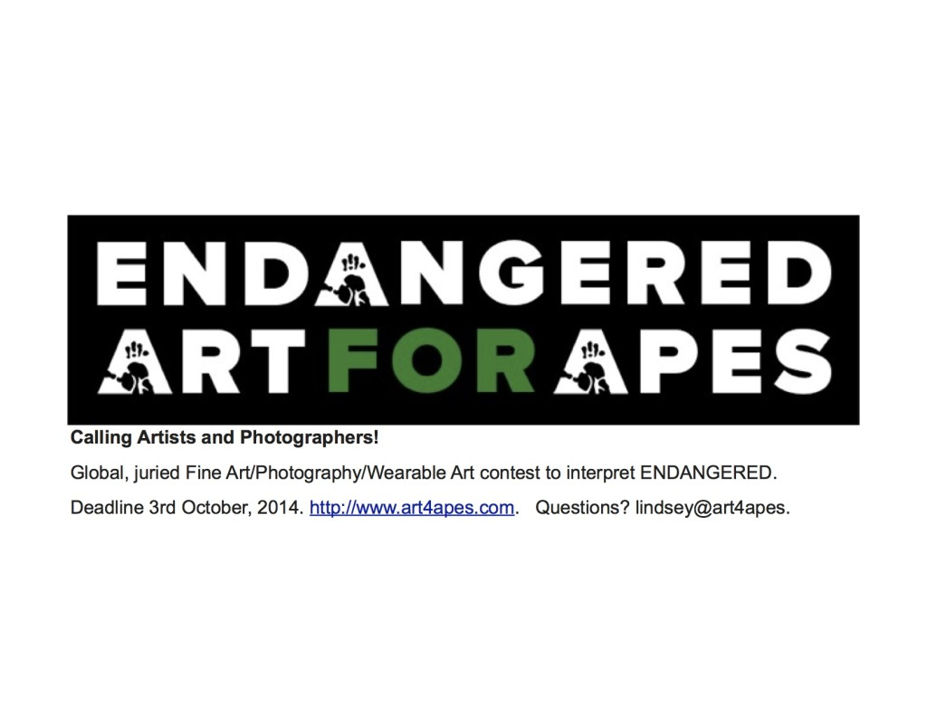 ApedAd Call to Artists Aug 2014