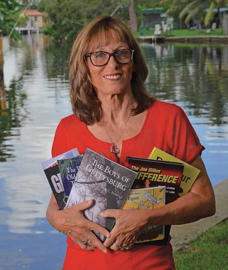 Judy Borich of Middle River Press