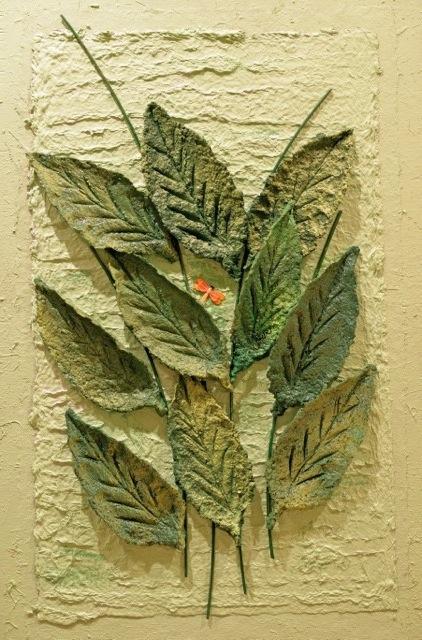 "Del Foxton's ""Curiosity"", Handmade Paper"