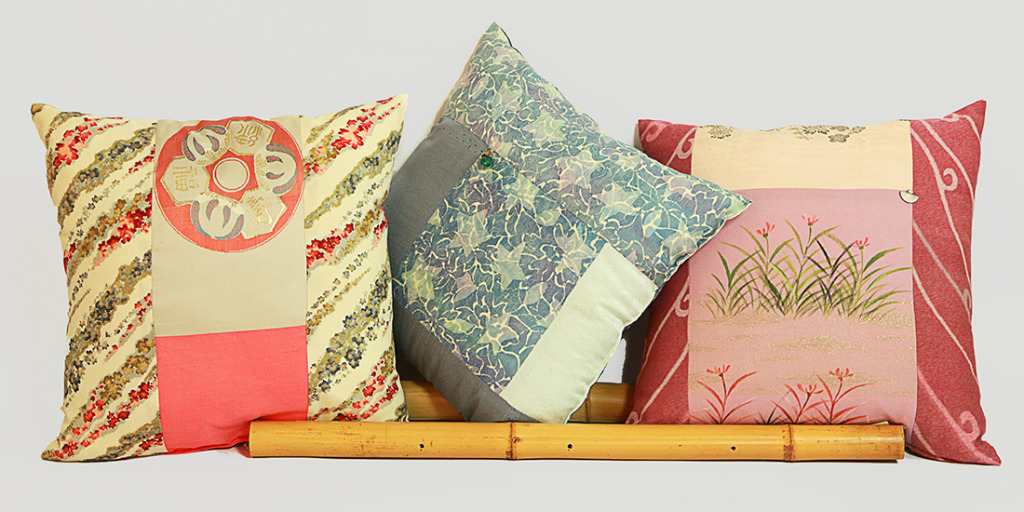 Handmade Pillows by Barbara Cheives