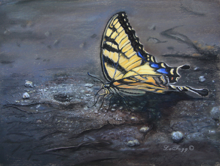 """Flying Tiger"" by Deb LaFogg Docherty"