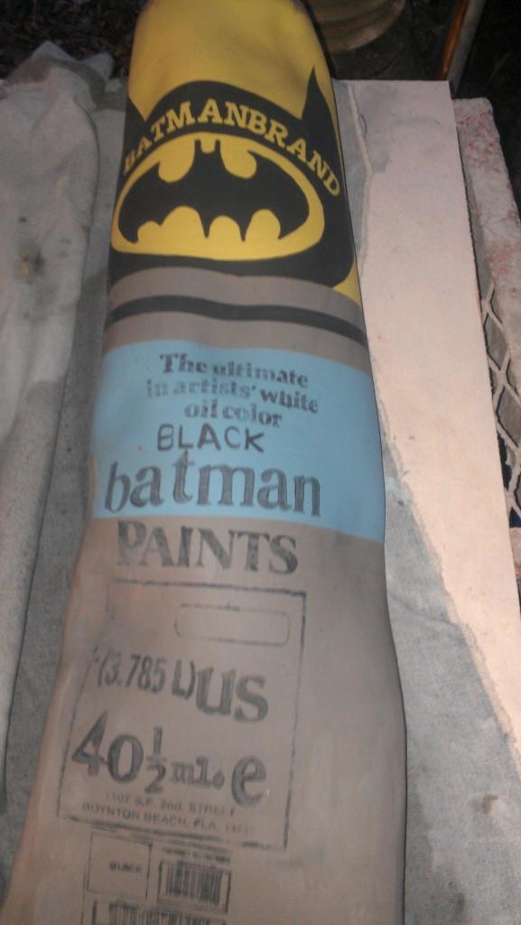 """""""Batman"""" by Ray Gross"""