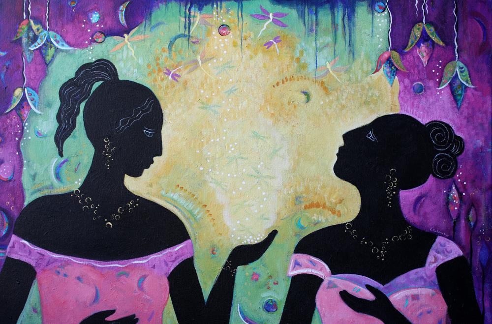 """Skyward"" by Carla Golembe"