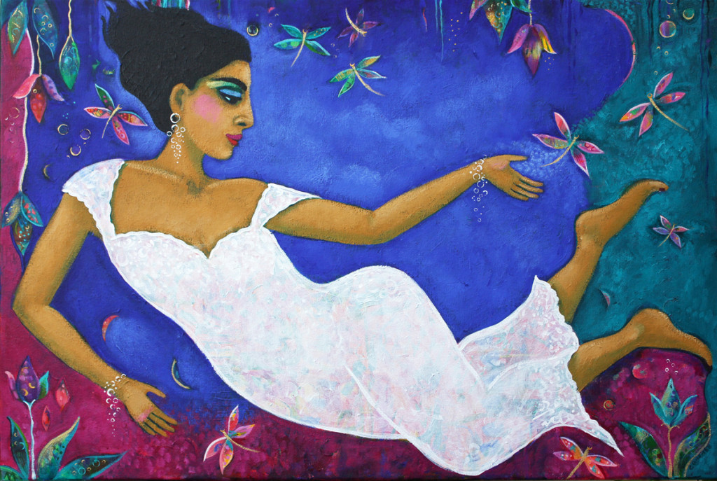 """ Devi"" by Carla Golembe"