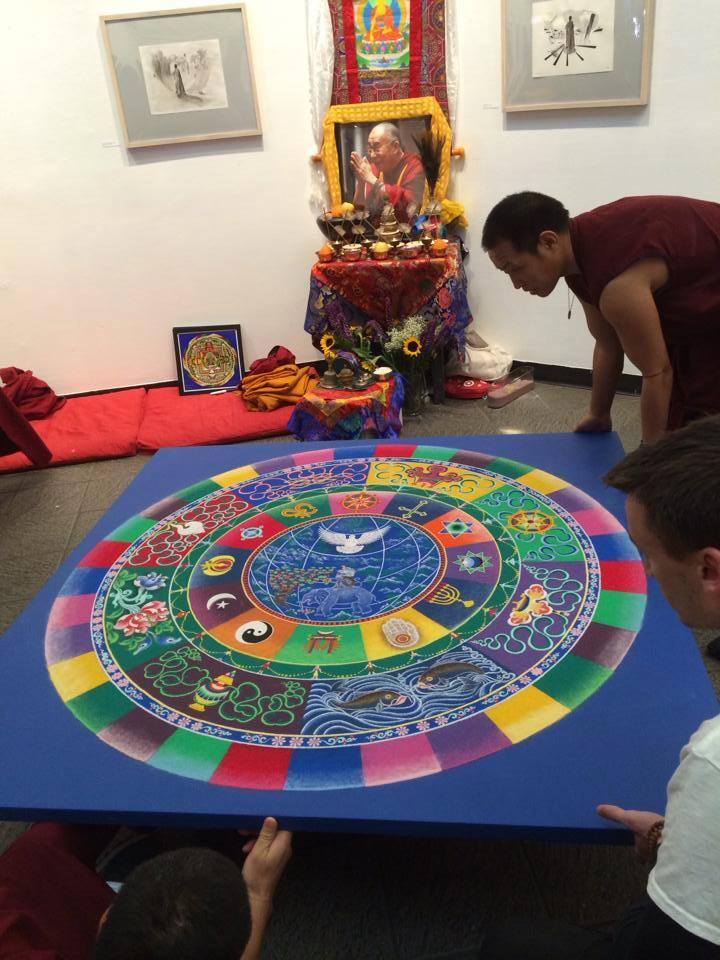 Sacred Arts Tour