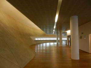 Museum Interior Walls