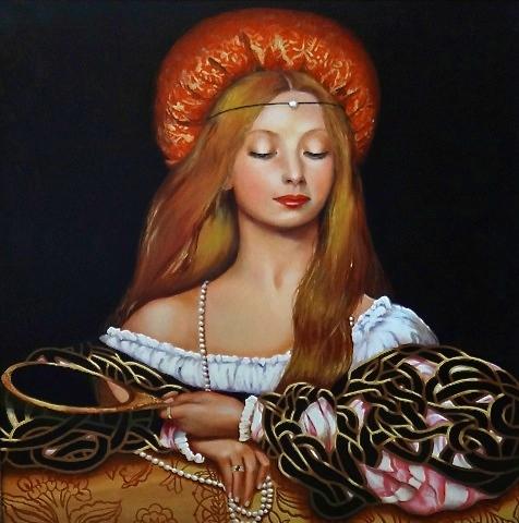 """""""Vanity"""" by Bea Doone-Merena"""