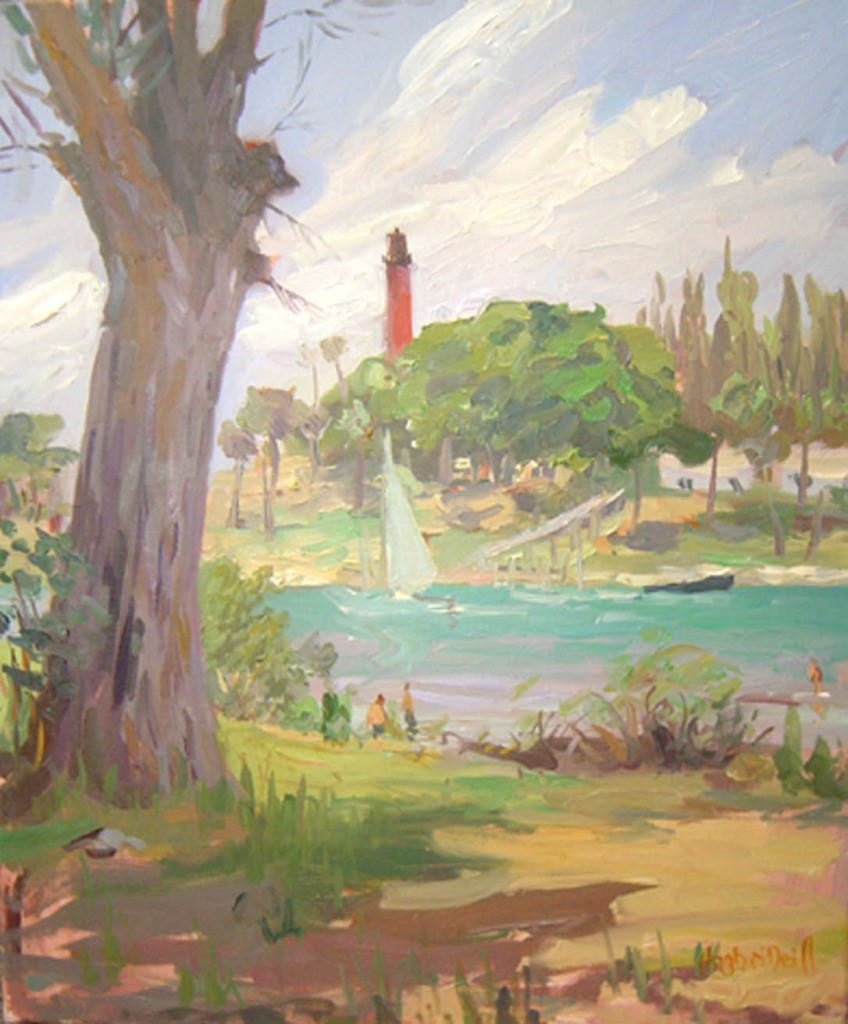 """Lighthouse"" by Hugh O'Neill"
