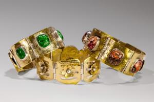 Three Handmade Bracelets by Debbie Kashdan