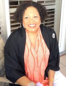 Barbara Cheives, of Afrasia Design Studio
