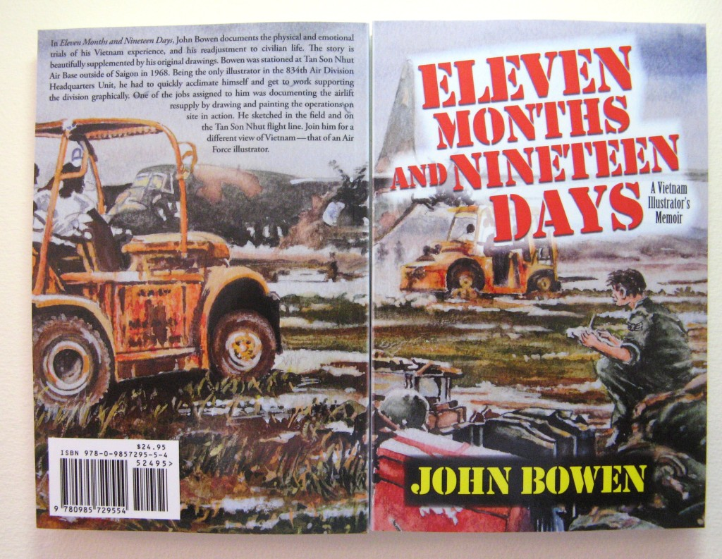 """Eleven Months and Nineteen Days"" by John Bowen"