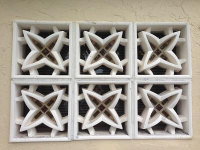 Example of Conrad Pickel's  Decralite Block