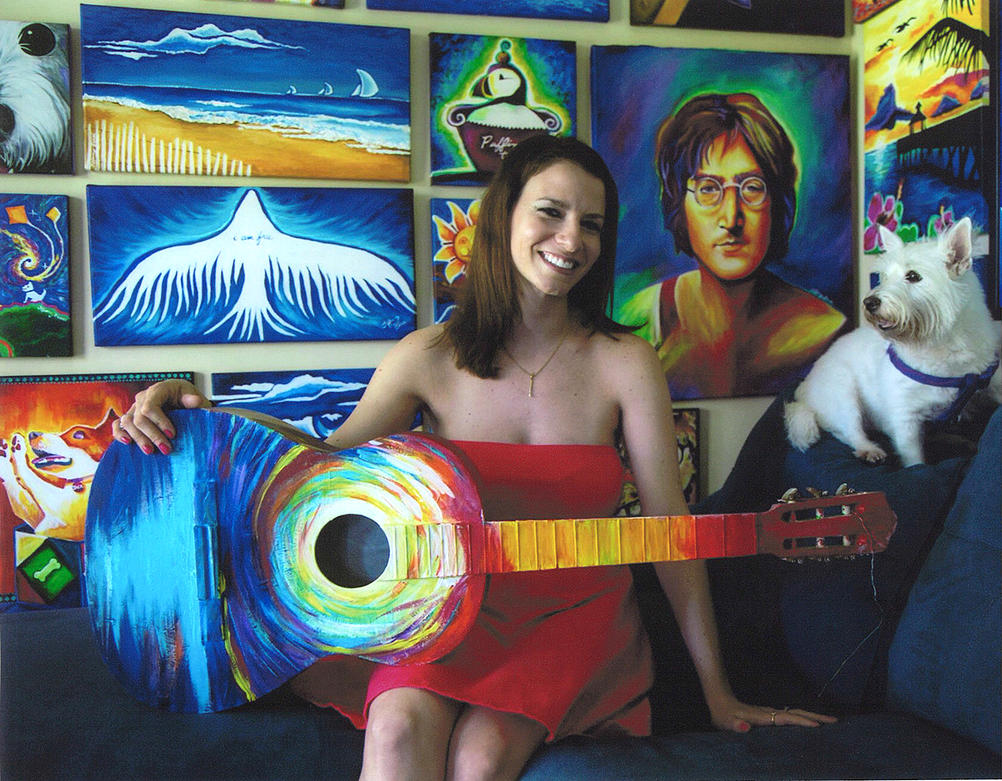 Artist, Tiffany Beasi