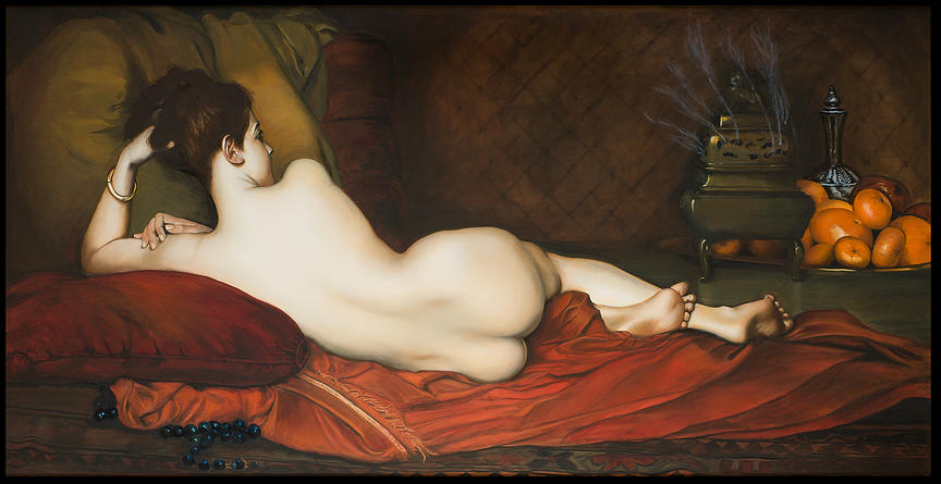 Beadoonemerenaodalisque