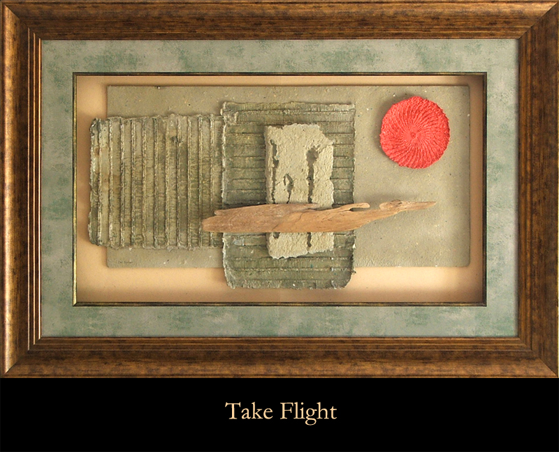 """Take Flight"" by Del Foxton"