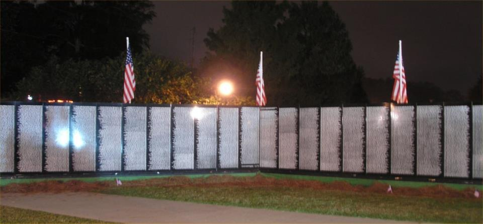 Traveling Wall: Vietnam Memorial