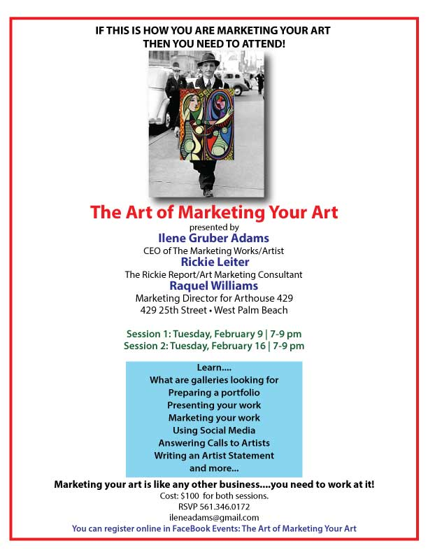 TRRUPDATEDArt-of-Marketing-Your-Work-Invite