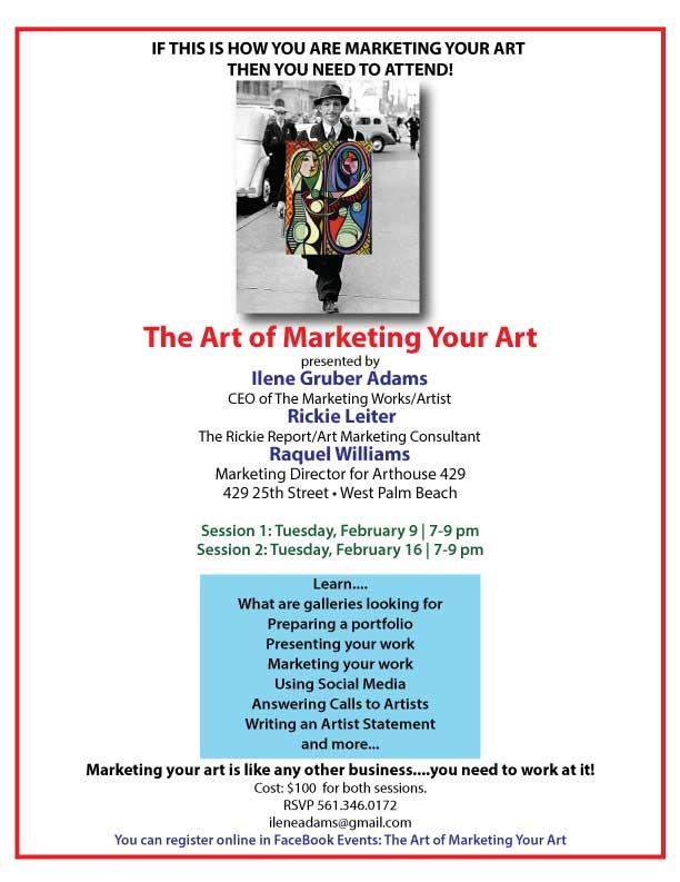 TRRUPDATEDArt-of-Marketing-Your-Work-Invite