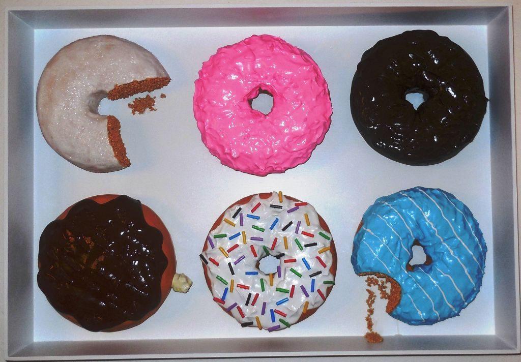 StanfordSlutsky#418 Large Donuts 24 x 35 x 6 1920