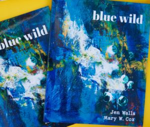 Blue Wild Book Cover